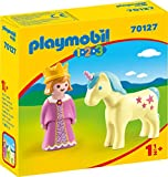 Playmobil 1.2.3 Princesa Unicornio