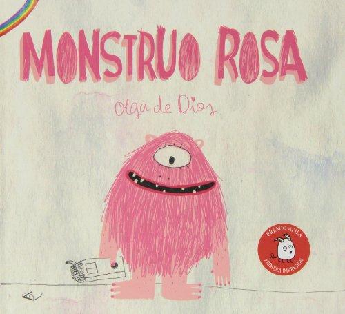 Monstruo Rosa (Premio Apila Primera Impresión)