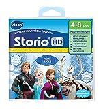Vtech - 274505 - Jeu Pour Tablette - Hd Storio - La Reine Des Neiges - Version...