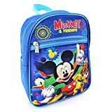 Mickey Mouse Boys Kids Toddler Preschool Mini Backpack Baby 10'