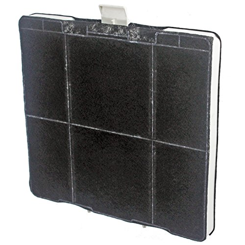 Spares2go quadrato filtro al carbone per Neff cappa Vent estrattore