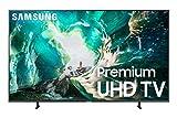 Samsung UN82RU8000FXZA Flat 82-Inch 4K 8 Series Ultra HD Smart TV with HDR and Alexa Compatibility (2019 Model), Gray