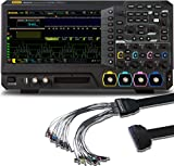 Rigol MSO5104 LA KIT - Four Channel, 100 MHz Mixed Signal Oscilloscope with PLA2216 Logic Probe