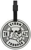 American Tourister Star Wars Luggage Tag, Storm Trooper, One Size