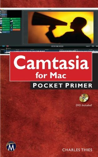 Camtasia for Mac: Pocket Primer