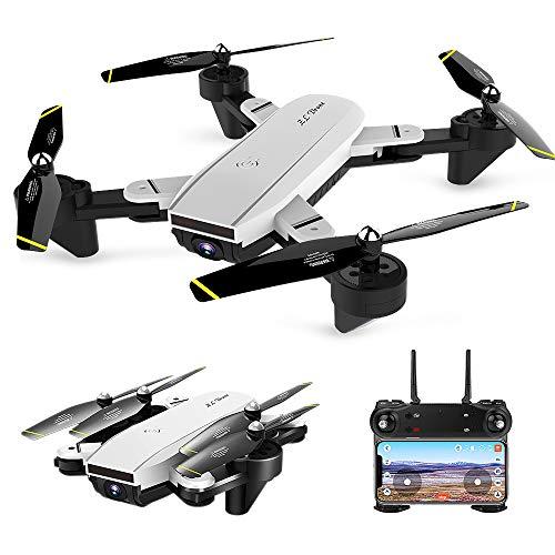 Mobiliarbus RC Quadcopter SG700-D FPV RC Drone con Telecamera 4K HD grandangolare Flusso Ottico di...