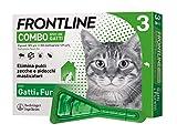 Frontline Combo Spot-On Cats 3 pipettes de 0,5 ml