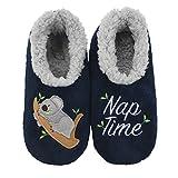 Snoozies Pairables Womens Slippers - House Slippers - Koala Naptime - Medium