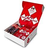 Christmas Box Coca-Cola (idea regalo con pack di Natale Coca-Cola, calzini Coca-Cola e cappello Coca-Cola)
