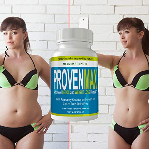 Proven Max Weight Loss Pills (3 Bottle Pack) Advanced Diet Supplements Loss Keto Burn Capsules Extra Strength Metabolism Supplement 6