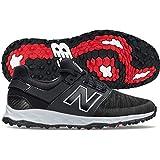 New Balance Men's LinksSL Golf Shoe, Black, 13 D