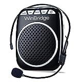 WinBridge WB001 Rechargeable Ultralight Portable Voice Amplifier Waist...