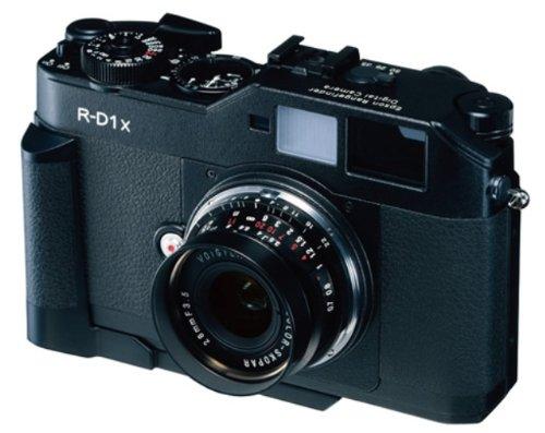 セイコーエプソン レンジファインダーデジタルカメラ/カラリオ/特製ハンドグリップ標準同梱 R-D1xG