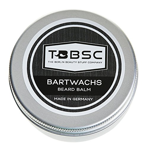 TBBSC Cera da barba | 60g | Made in Germany | La cera per la cura e Styling della barba