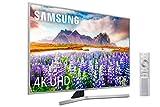 Samsung 43RU7475 2019 - Smart TV 4K UHD de 43', Wide Viewing Angle, HDR (HDR10+), Procesador 4K, Diseño Metálico, Premium One Remote, Apple TV y compatible con Alexa