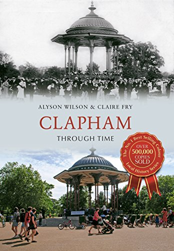 Clapham Through Time Kindle eBook