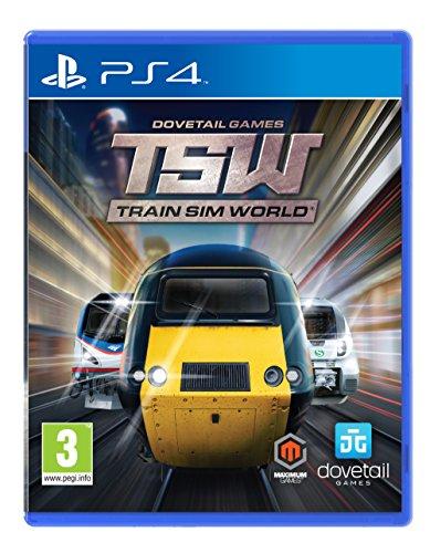 Train Sim World PS4 [