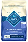Blue Buffalo Life Protection Formula Healthy Weight Large Breed Dog Food – Natural Dry Dog Food for Adult Dogs – Chicken and Brown Rice – 30 lb. Bag