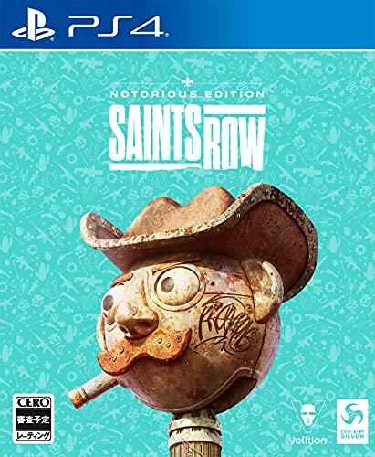 Saints Row(セインツロウ)ノートリアスエディション - PS4【同梱物】エクスパンションパス、ボーナスコンテ...