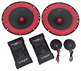 CERWIN VEGA V465C 6.5-Inch 400 Watts Max/100Watts RMS Power Handling 2-Way Component Speaker Set