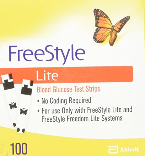FreeStyle Lite Test strips, 100 ct