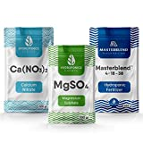 Masterblend 4-18-38 Hidroponia Fertilizante Set Hidropnico Nutrientes Completo (1.5 kg)