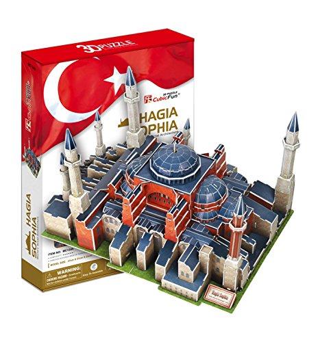 CubicFun 3D Puzzle MC-Series The Hagias...