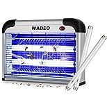 WADEO Lampe Anti Moustique Electrique Intérieur et Extérieur Tue Mouches...