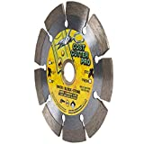 Delta Diamond Cost Cutter Pro Segmented Diamond Blade 4 1/2-inch for Masonry, Concrete, Stone and Similar 4.5' X .080 X 7/8'-5/8' Arbor