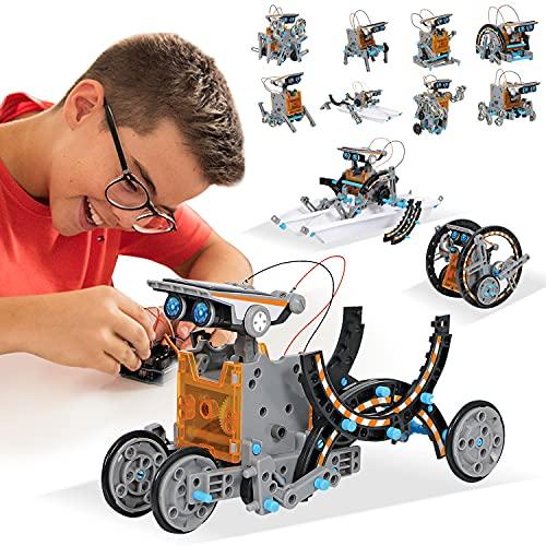 Juguetes STEM Kit de Tobot Solar Kits de Ciencia Educativa 12 en...