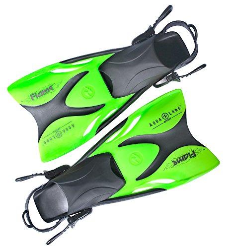 Aqua Lung   Flame   Flippers voor kinderen   Veel verschillende kleuren   Ergonomisch ontwerp   Verstelbare hielband