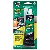 Dap 00688 All-Purpose Adhesive Sealant, 100% Silicone, 2.8-Ounce Tube