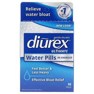 Diurex Ultimate Re-Energizing Water Pills - Maximum Strength Diuretic - Relieve Water Bloat - 60 Count 12 - My Weight Loss Today