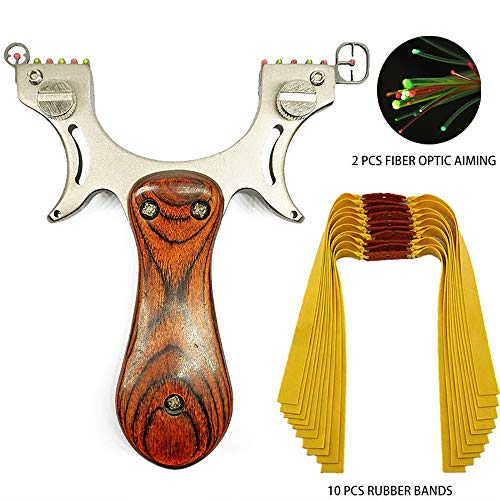 51AnJTHYYsL - 10 Best Hunting Slingshot You Can Buy Online