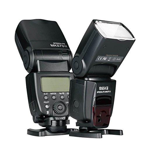 Meike MK410 Manual Speedlite Flash Light for Canon Nikon Panasonic Olympus Pentax and Other DSLR Cameras