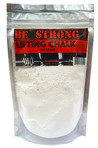Be Strong Lifting Chalk