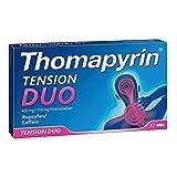 Thomapyrin Tension duo 400 Filmtabletten, 12 St. Tabletten
