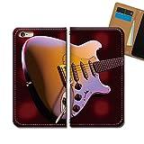 iPhone 12 iPhone12 ケース スマホケース 手帳型 ベルトなし 音楽 楽器 バンド 演奏 ギター 手……