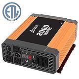 Ampeak 2000W Power Inverter 3 AC...