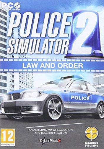[UK-Import]Police Simulator 2 Game PC