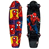 PlayWheels Spider-Man  21' Wood Cruiser-Spider Block