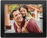 NIX 12 inch Hi-Res Digital Photo Frame with Motion Sensor & 4GB Memory (X12C)