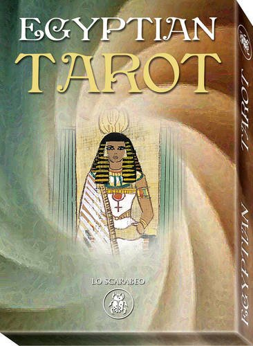 SCARABEO-JEUX Tarot egyptien - Egyptian Tarot