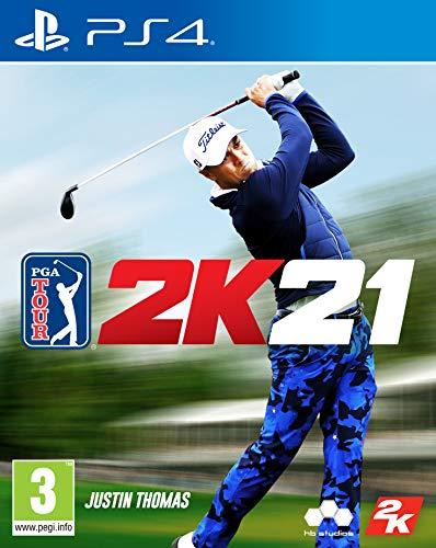 Pga Tour 2K21 PS4 [
