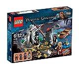 LEGO Pirates des Caraïbes - 4181 - Jeu de Construction - Ile de la Muerte