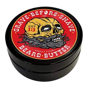 Grave Before Shave Cigar Blend Beard Butter