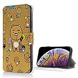 Kakaoカカオフレンズ Iphone Se ケース 第2世代 / Iphone8 / Iphone7 対応 手帳型 スマホケー……