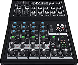 Mackie Mix Series Mix8 8-Channel Analog Mixer Review