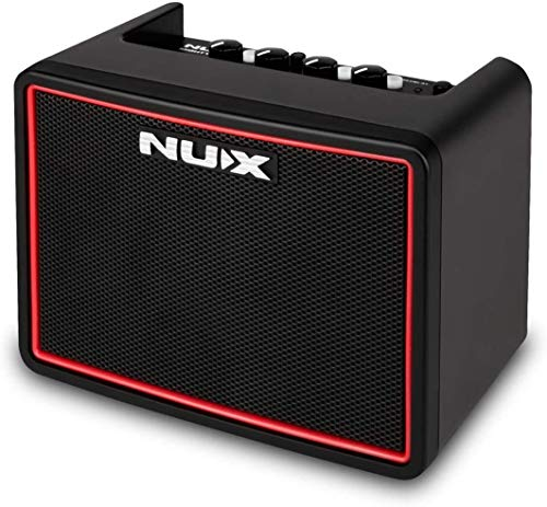 CAMOLA Guitar Amplifier Combo NUX Mighty Lite BT Modeling Guitar Amplifier Guitar Amp Mini Portable