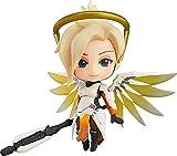 Tirée du jeu multijoueurs Overwatch, le jeu de tir à la première personne, mondialement connu. La figurine Nendoroid est entièrement articulée, même au niveau des ailes. Elle est livrée avec des pièces interchangeables.